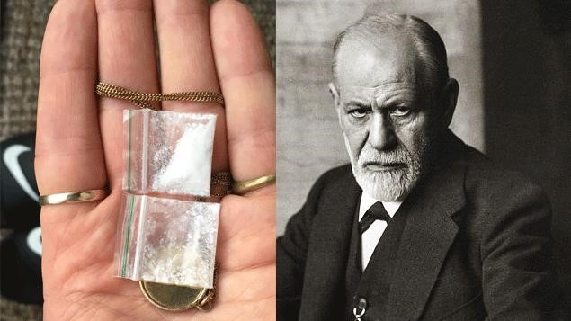 Freud's Love Affair with Cocaine -The founder of